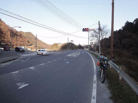 伊田乢/県道53号御津佐伯線 ド...