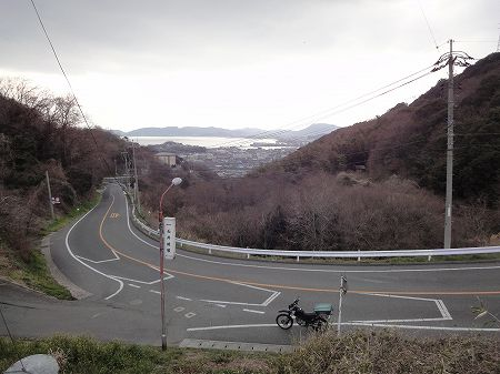 加茂路峠/県道266号長尾児島線 ...