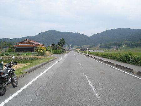 鬼石峠/県道140号獺越下松線 ド...